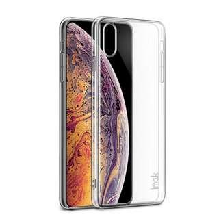 Imak Crystal Case II Hard Case for Iphone XS MAX (Clear)