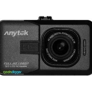 Anytek A98 Car DVR 3.0 Novatek 170 Degree Wide Novatek 96220 Vehicle Video Recorder Full HD 1080P CAR CAMERA, DASHCAM