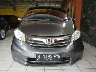 Honda freed psd 2012 facelift
