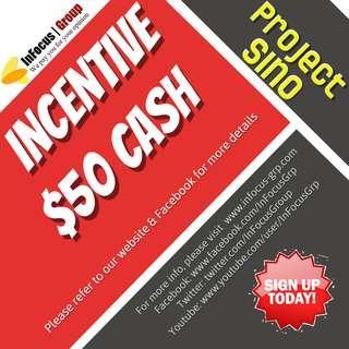 Looking for 1-to-1 survey participants - Incentive $50 cash