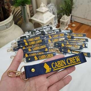 🚚 Singapore Airlines Cabin Crew Tag