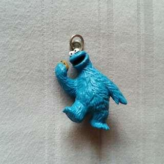 Cookie Monster Pendant
