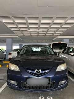 Mazda 3 Sedan 1.6 Auto Luxury