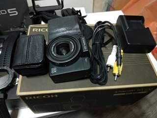 RICOH VF KIT CAPLIO GX100 vf-1 10mega 1cm macro