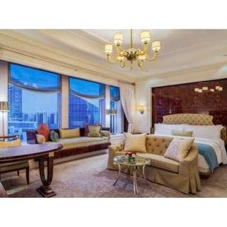 🚚 New Year's Eve 2 Nights Opulent Staycation at The St Regis Singapore on
