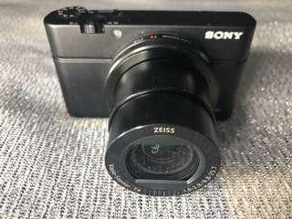 Camera sony RX100
