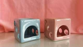 Tungku aromatherapy / tea candle holder /tempat lilin