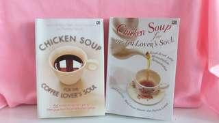 Chicken Soup's for the Coffee Lover's soul / Tea Lover's soul