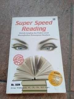 super speed reading