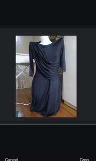 Kashieca black dress