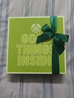 The Body Shop Gift Set Box