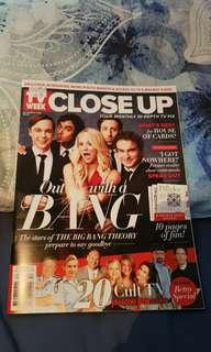 TV Week Magazine.
