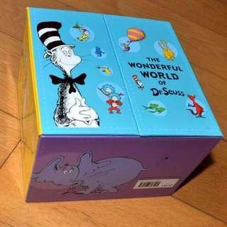 The Wonderful World of Dr Seuss - 20 books box set