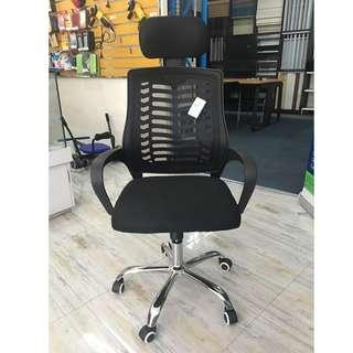 EHC-P14 High Back Mesh with Headrest Office Chair