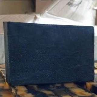 Charcoal Black Bar Soap