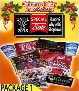 Christmas Package 1