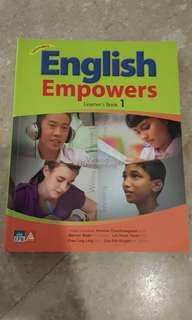 English Empowers for sec 1