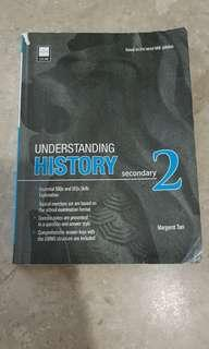 Understanding History guide book for secondary 2