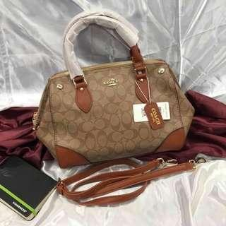 SALE: COACH BAG WITH PAPER BAG
