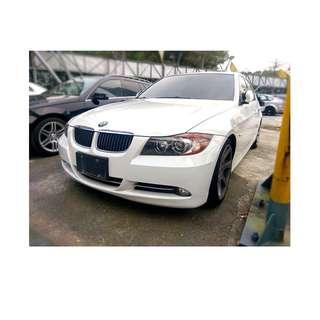 2008年  BMW   335   白 ✅0頭保人✅低利率✅低月付 款 ✅免FB搜尋:阿源 嚴選二手車/中古車買賣