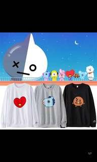 [PO] BT21 BTS MANG SWEATER