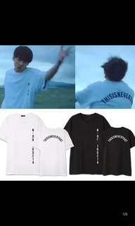 [PO] BTS JUNGKOOK LOVE YOURSELF THIS NEVER THAT T SHIRT