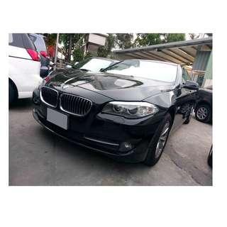 2010年  BMW   523 黑 ✅0頭保人✅低利率✅低月付 款 ✅免FB搜尋:阿源 嚴選二手車/中古車買賣