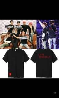 [PO] BTS LOVE YOURSELF T SHIRT SUGA JIMIN V JUNGKOOK J HOPE
