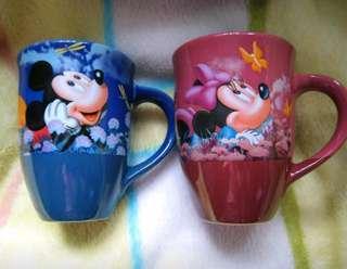 Disney 迪士尼 情侶杯 mickey 米奇 米妮