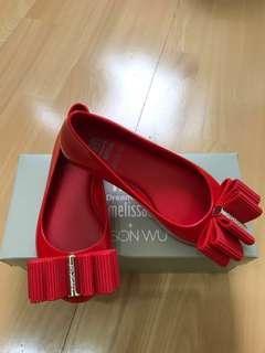 Mini Melissa+JASON WU 吳季剛設計款 兒童款香香鞋