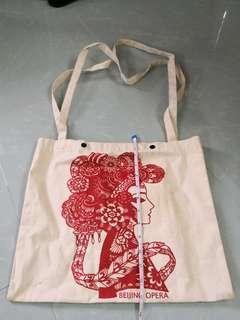 中國風布袋(每個$30)