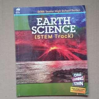 Earth Science DIWA Senior High School SHS book STEM Track