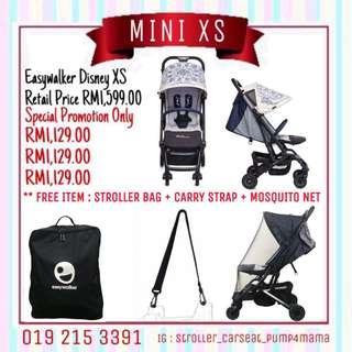 Mini xs Stroller