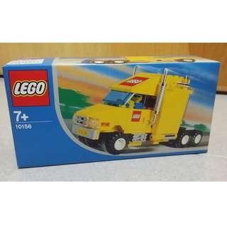 Lego 10156 全新靚盒 貨櫃車