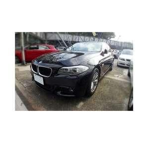 2011年  BMW   520D    黑 ✅0頭保人✅低利率✅低月付 款 ✅免FB搜尋:阿源 嚴選二手車/中古車買賣