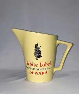 VINTAGE WHITE LABEL SCOTCH WHISKY BY DEWAR