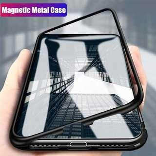 Iphone Metal Case Magnetic for Iphone X, Iphone 8