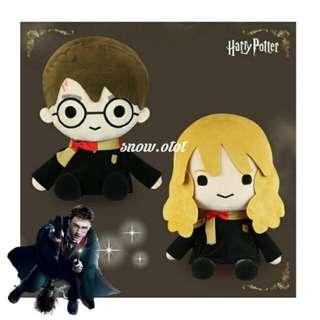 日版哈利波特×妙麗公仔★BIG! 日本直送 FuRyu/Harry Potter/Universal Studio/plush/soft toy/kids doll/Christmas gift/accessories
