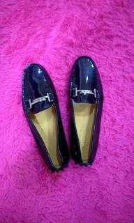 Woman loafer shoes 36 / flat shoes