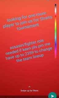 Recruiting Ml player