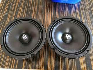 DLS RC6 midbass only