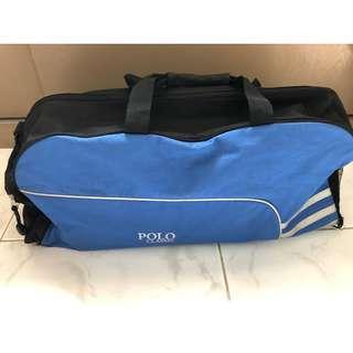 Blue Polo Classic Multipurpose Bag