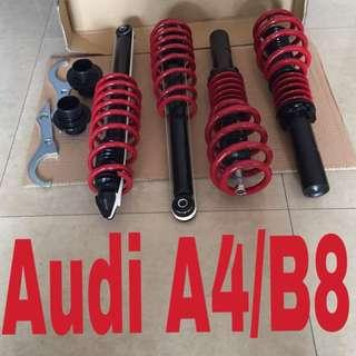 AUDI A4/B8 HI LO ADJUSTABLE BY BESTEC