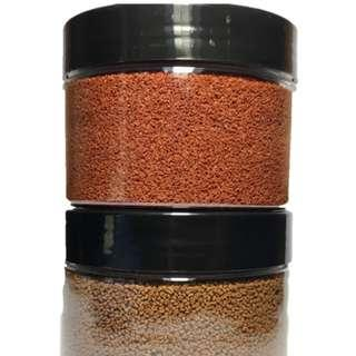 Betta Chips & Nano Bits - Nutritious Fish Food for Fast Growth & Colour Enhancement