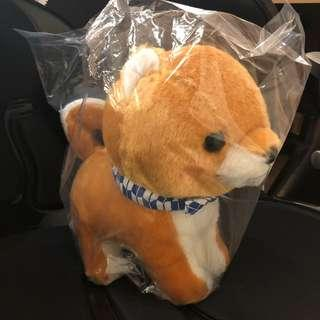 Toreba 日本景品 25cm 柴犬(會郁) mameshiba