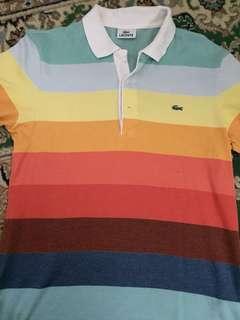 Lacoste Colorful Stripes
