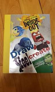 Inside Out Sketch Book 記事薄
