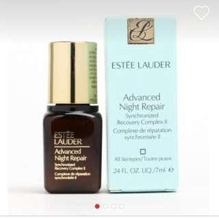 Estée Lauder advance night repair 7ml