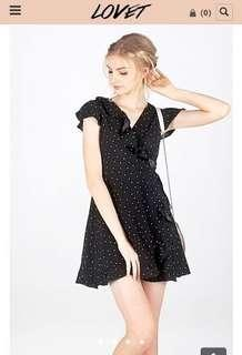 Lovet polkadot dress