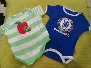 Baby Rompers 2pcs #BFkids